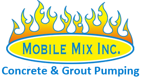 Mobile Mix - Concrete and Grout Pumping Services!